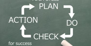 PDCAサイクルを教育に組み込む